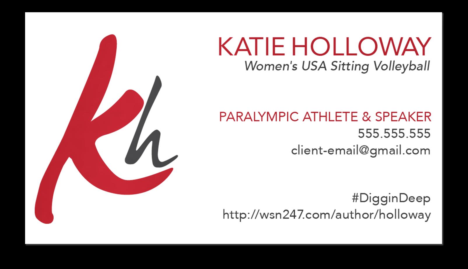 Katie Holloway - 1