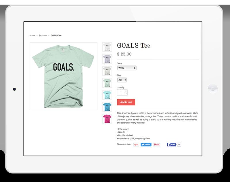goals t
