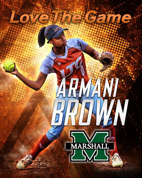Armani Brown