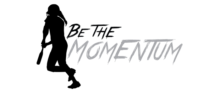 be the momentum logo