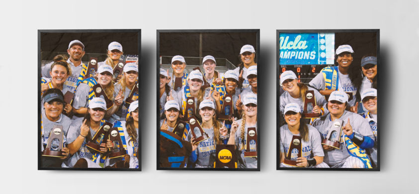 UCLA Softball